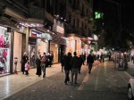 Nocny Damascus ulica