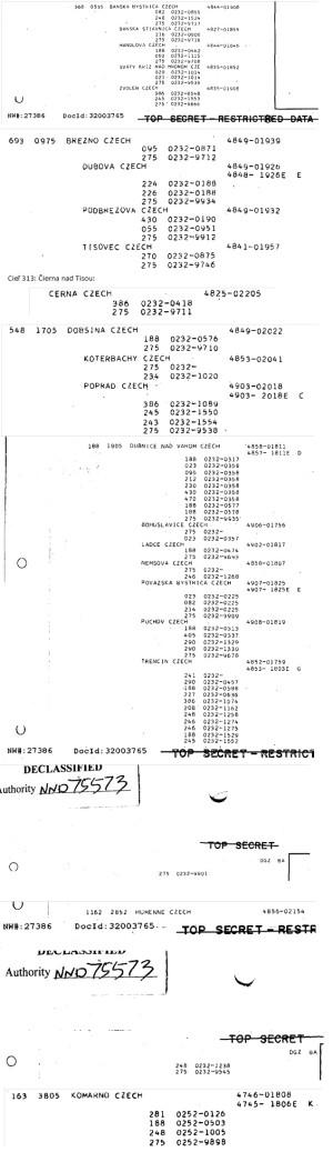 Zonam cielov USA Bombardovanie str 4-7